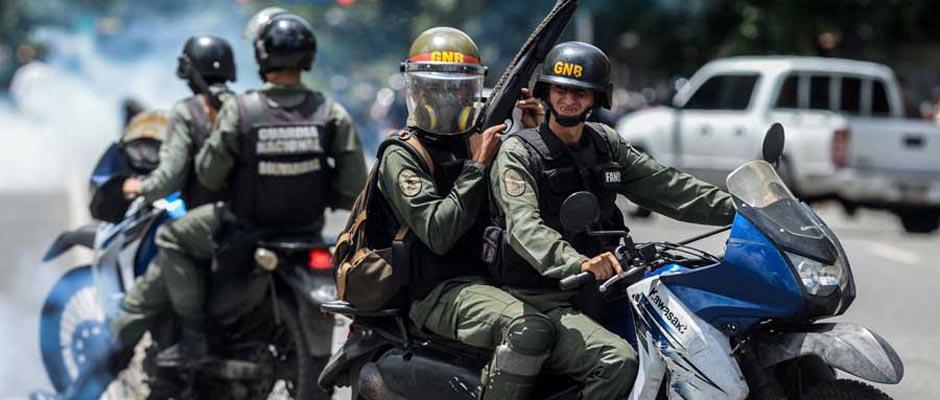 Los 4 jinetes del Apocalipsis Bolivariano