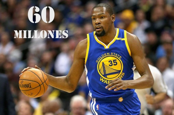 3. Kevin Durant (Golden State Warriors)