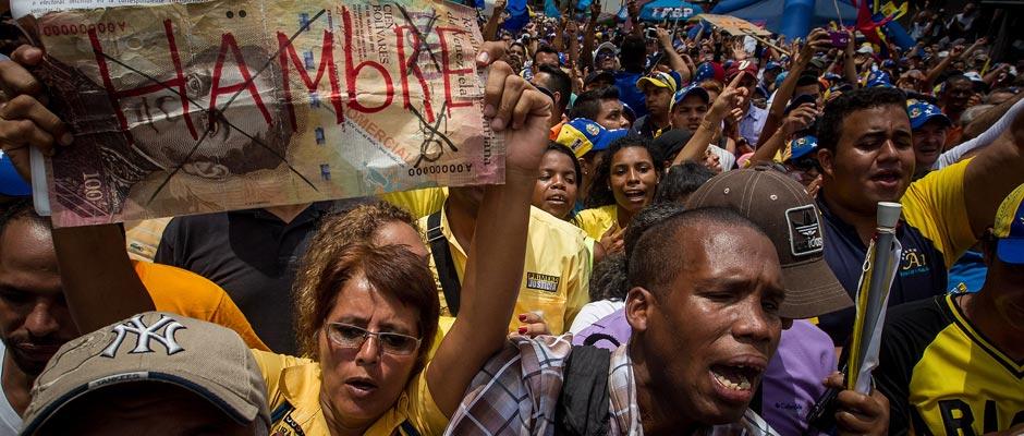 La esperanza se esfuma en Venezuela