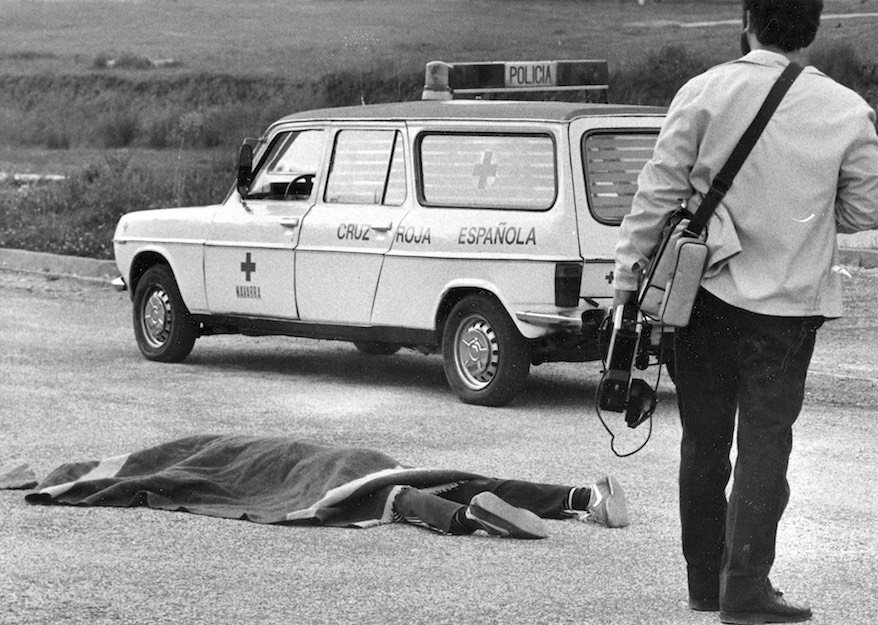 Diego Reverte Pamplona 1984 ETA