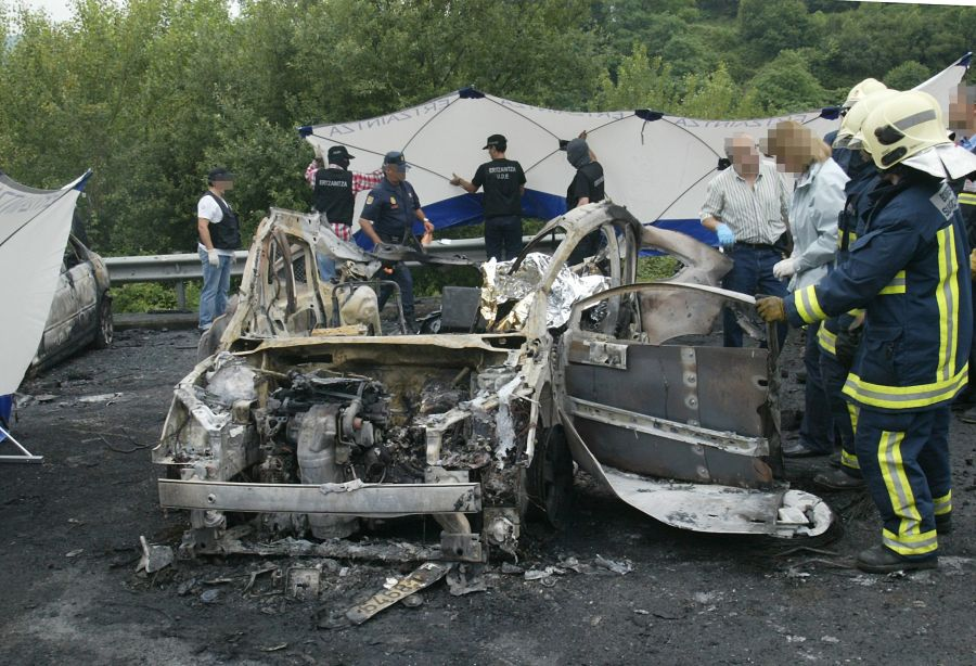 Puelles Policia atentado ETA 2009