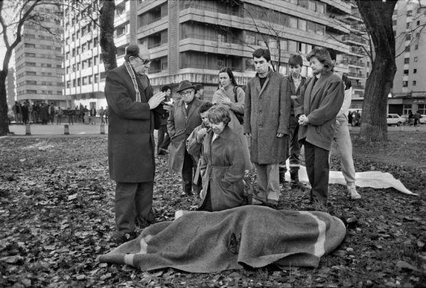 Atares ETA Pamplona 1985
