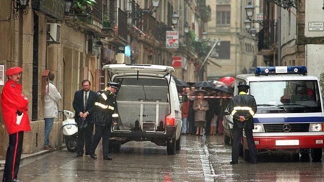 Gregorio Ordoñez San Sebastián ETA 1995