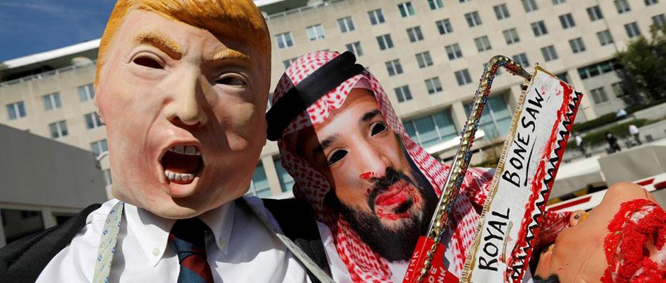 Khashoggi y la impunidad saudí