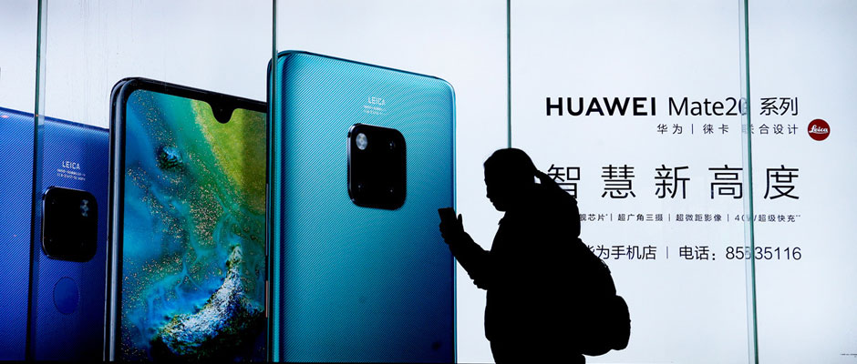 Huawei entre Google y la pared