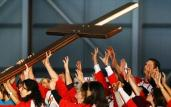 World Youth Day Cross Arrives In Sydney