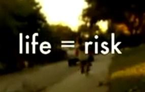 החיים שווים סיכון