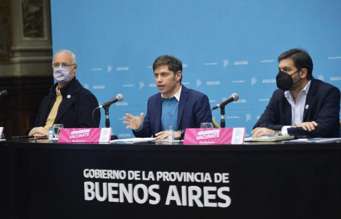 Panorama político bonaerense: Kicillof, modo campaña on