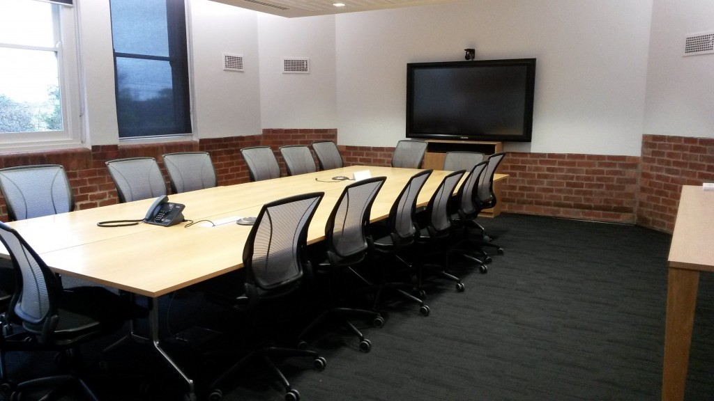 New Meeting Room at Korowa makes communication easy  DIB Australia