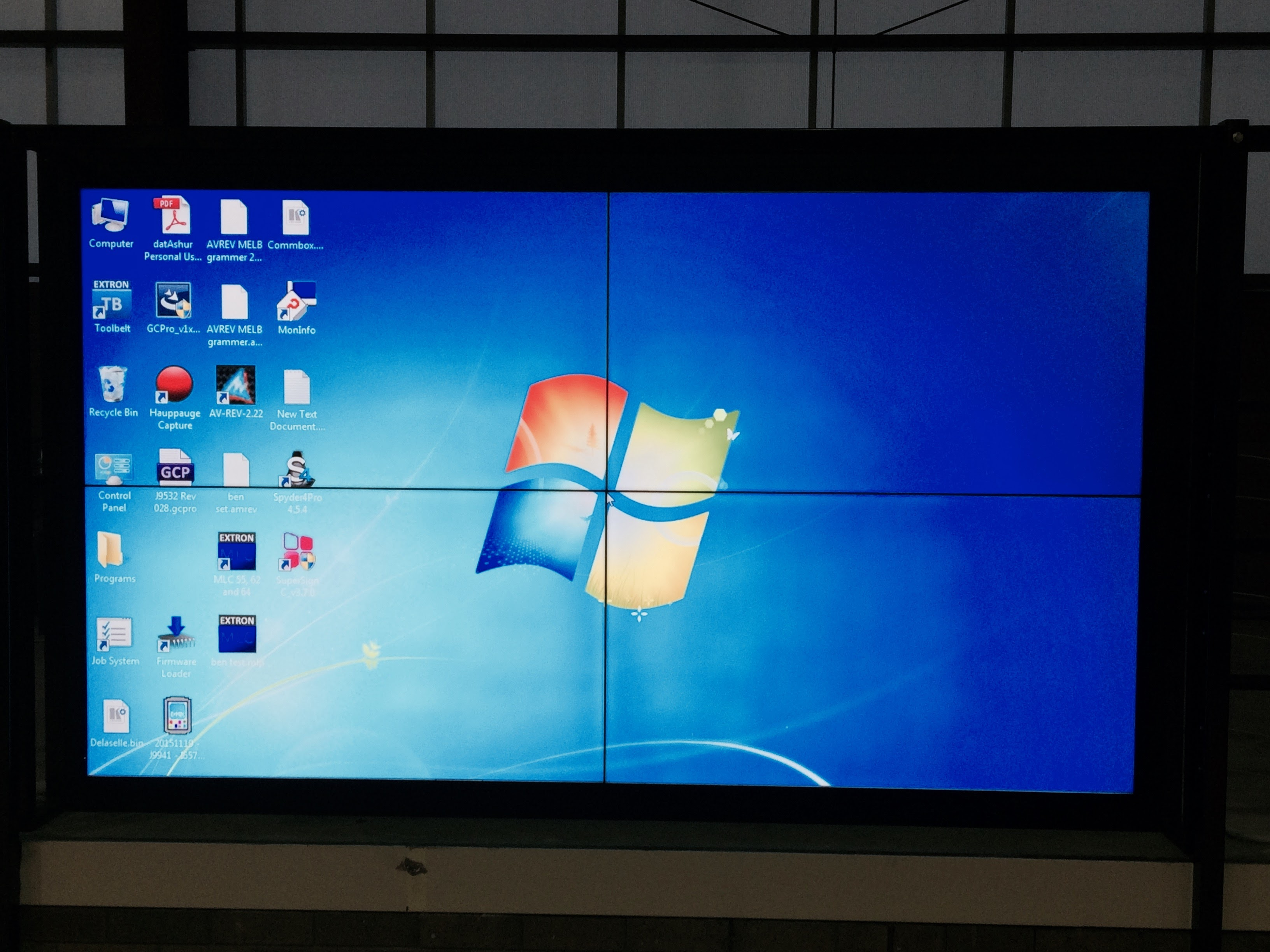 Two Spectacular Video Walls Installed at Monivae College  DIB Australia