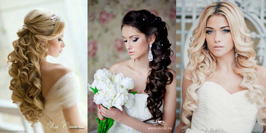 beautiful wedding hairstyles can be achieved with the help of hair extensions