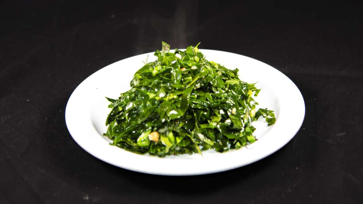 Side of Spinach