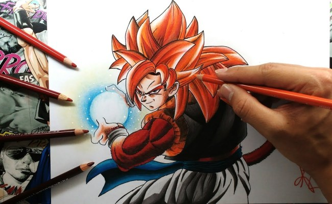 Como Dibujar A Gogeta Ssj4 How To Draw Gogeta Ssj4 Youtube Dubai Khalifa