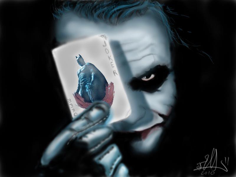 Joker Hd Wallpaper For Pc Joker Por Ayi Dibujando