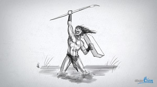 Cómo dibujar con Photoshop: Pincel y goma de borrar - Dibujar Bien.com