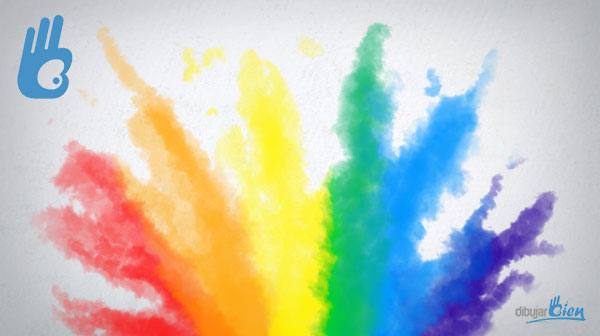Teoría del color, cómo funciona el color luz o RGB- Dibujar Bien.com