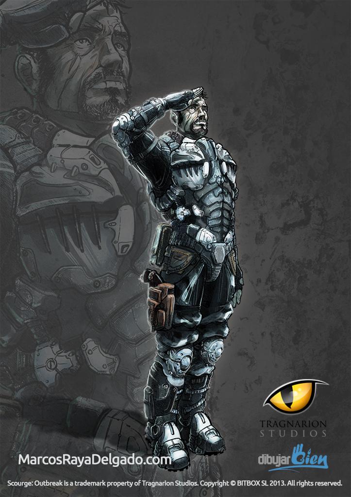 StoneWall, el comando