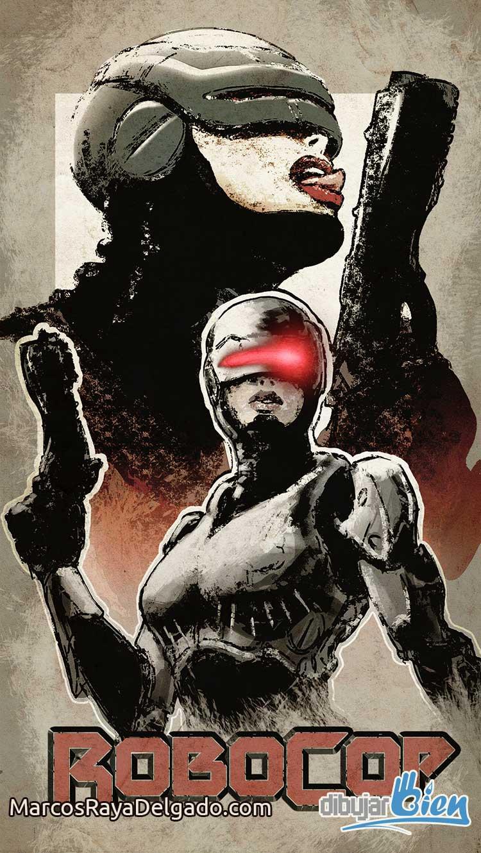 RoboCop sexy girl
