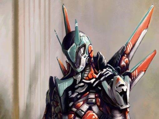 Diseño de personaje: Sci-fi Traje espacial
