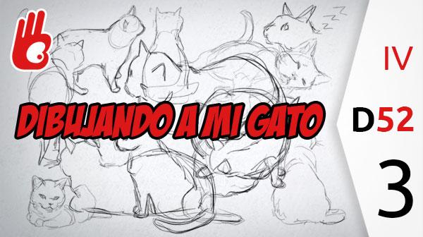 Hacer estudios de gatos, Desafío 52