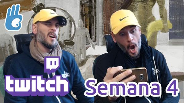 Streams de Twitch Semana 4: Seguimos con los estudios y nuevo Pack de Pinceles.