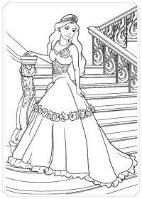 dibujos de princesa aurora para colorear  Biblioteca de ...