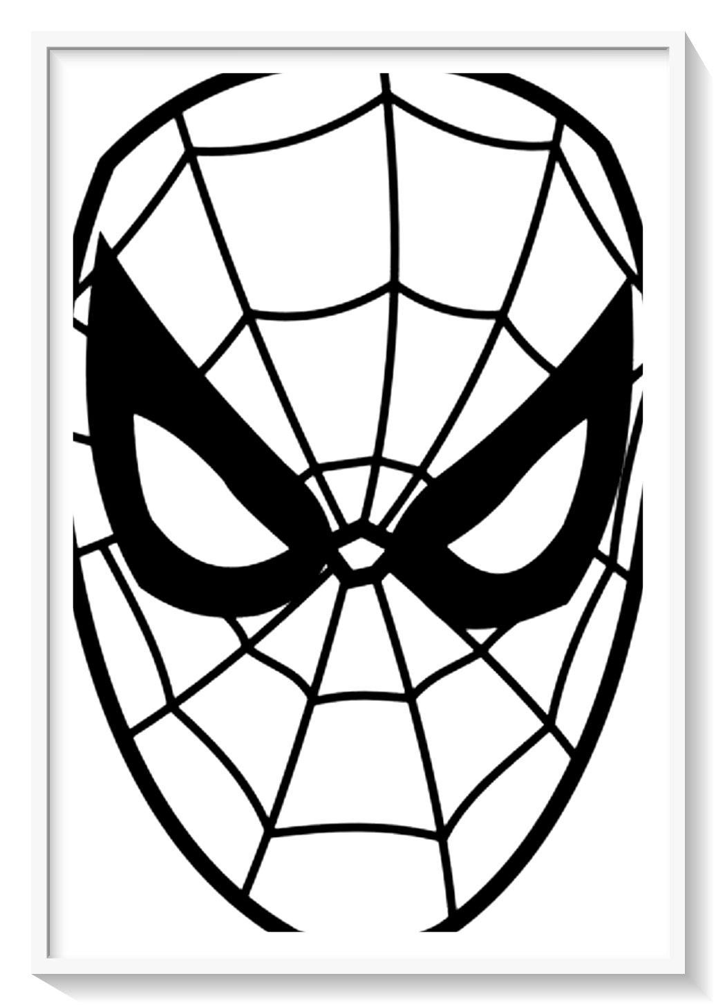 Dibujos Para Colorear Spiderman Negro Biblioteca De