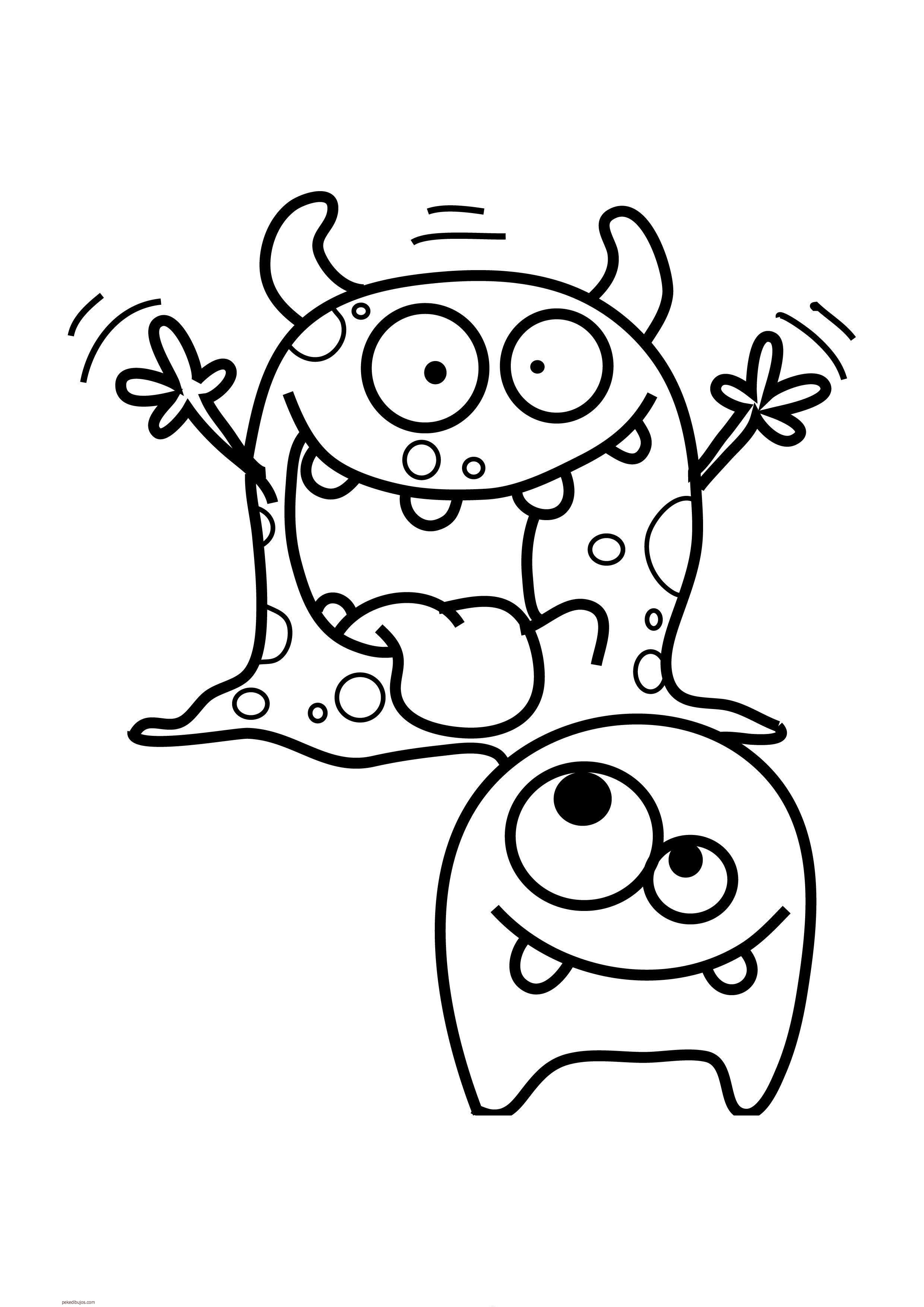 monster university coloring pages online