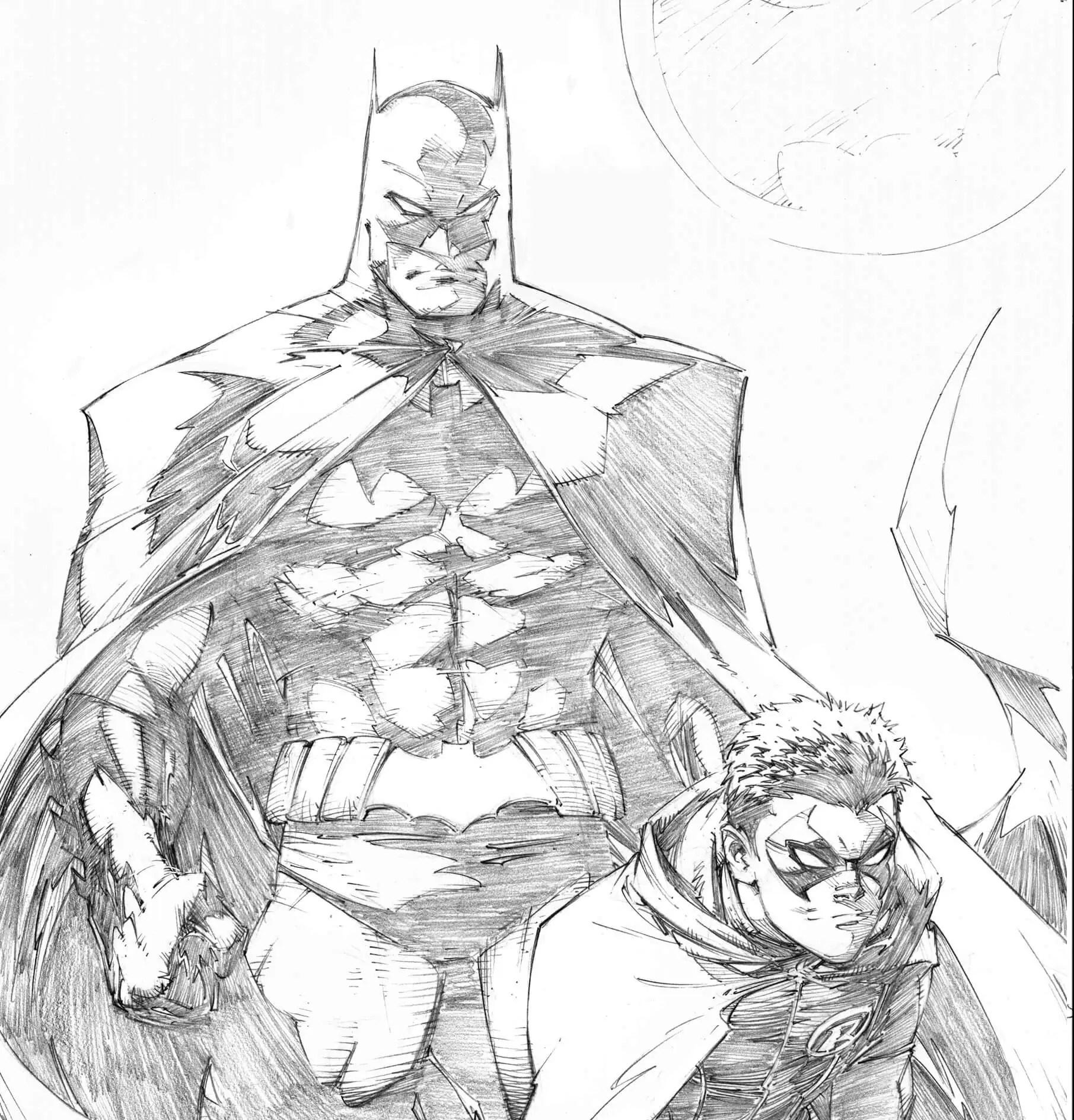 Batman In Bat Man