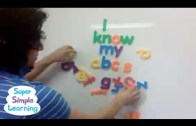 The Alphabet Song (Let's Sing!)