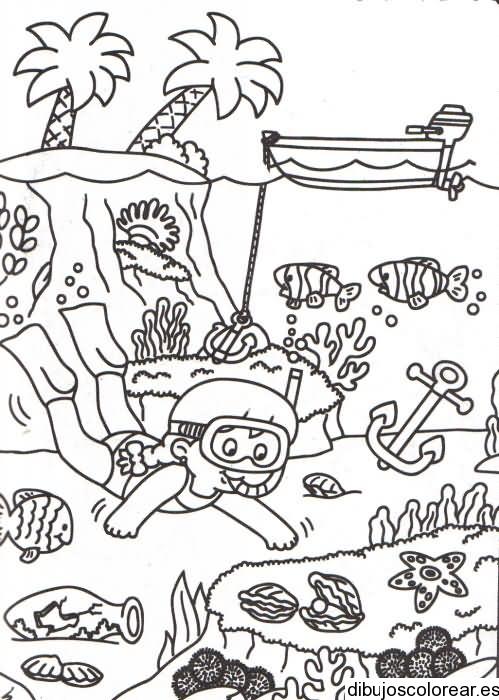 Dibujos Para Colorear De Los Simpsons En Familia