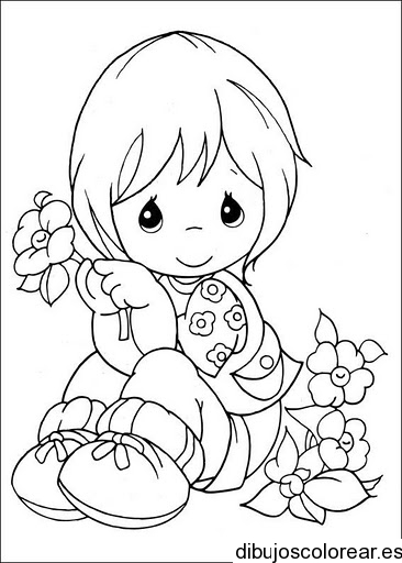 Precious Moments Spring Free Wedding Coloring Pages To