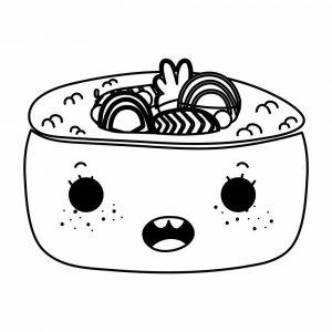 Comida Kawaii Dibujos e Imagenes de Comidas Kawaii para