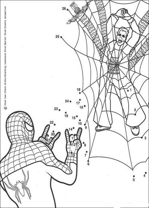 Podrás escoger otro dibujo y así completar tu libro para colorear de shimmer y shine. Spiderman - Dibujos para colorear