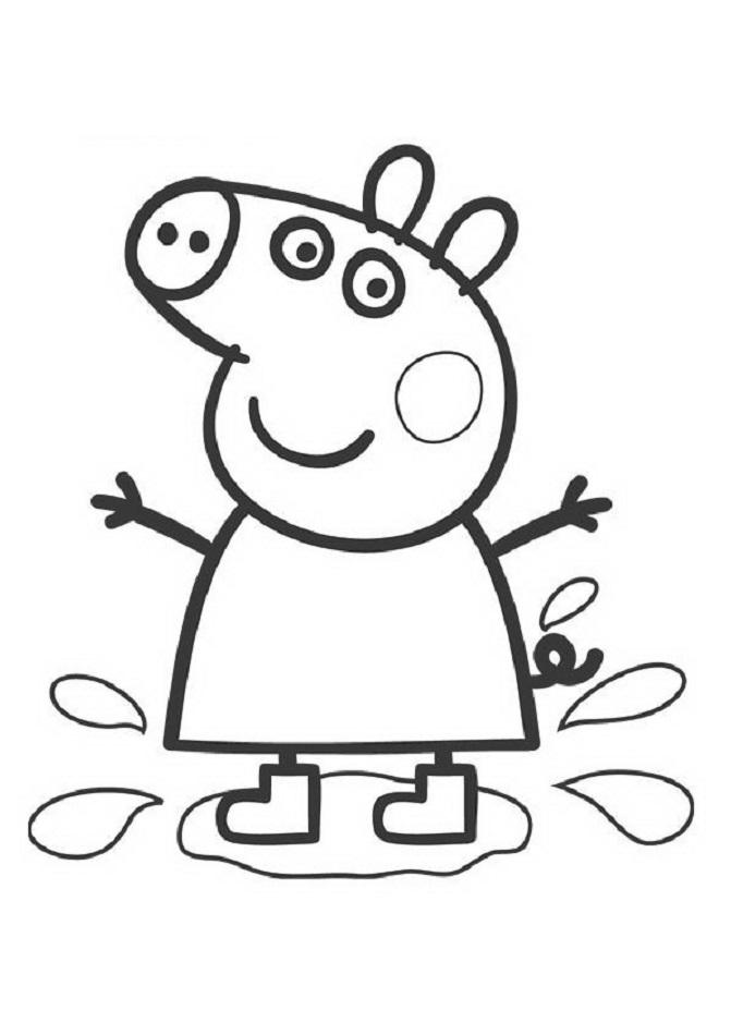 Desenhos De Plantas Imagenes Para Dibujar De Niños Pisando Las