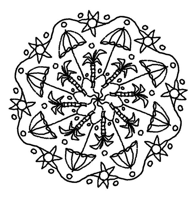 Dibujos Para Colorear Conchas Y Caracolas