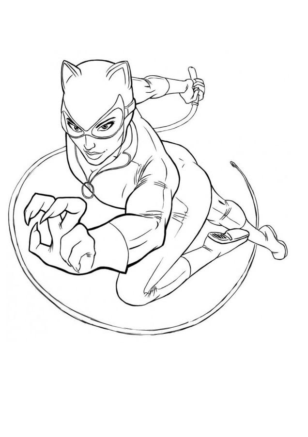 Dibujos de Batman  Dibujos para colorear