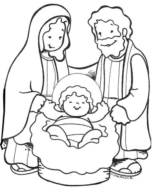 Dibujos De Navidad Fáciles Para Niños