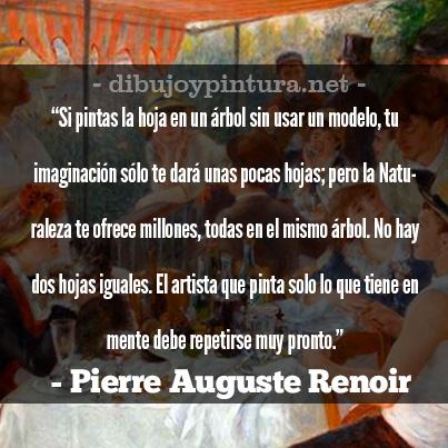 Frases Auguste Renoir