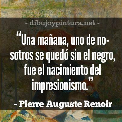Frases De Auguste Renoir