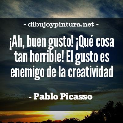 Frases de Pablo Picasso Sobre la Creatividad