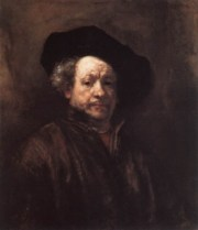 Rembrandt Pintor Holandes Más Famoso