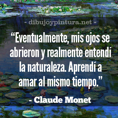 Brillantes Frases Y Citas Del Pintor Francés Claude Monet