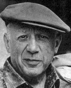 Pintor Famoso Contemporaneo Pablo Picasso
