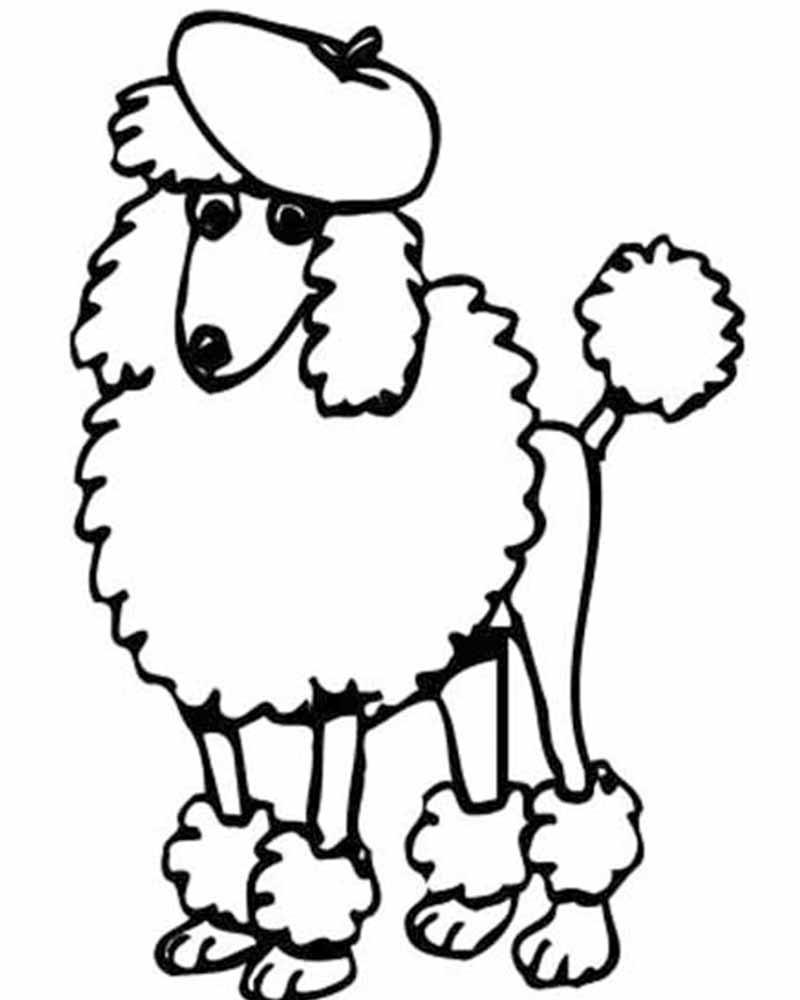 Dibujos sencillos de perros