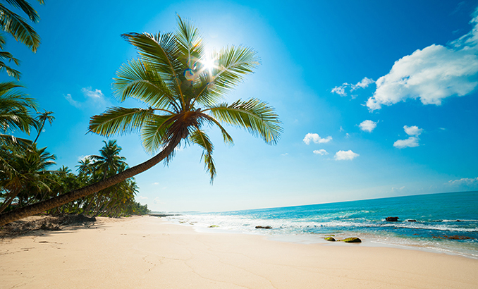 Como aprender a pintar una escena de playa