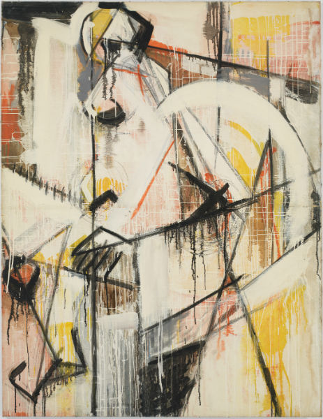 Judith Godwin obra del expresionismo abstracto