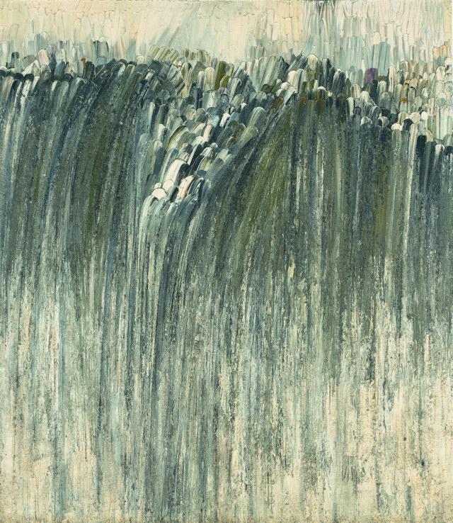Obra Expresionismo Abstracto de Jay DeFeo