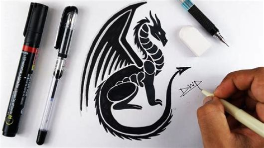 Como Aprender A Dibujar Tatuajes
