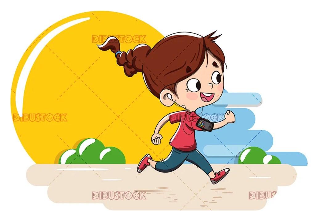 running girl 1